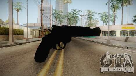 .44 Magnum Colt from CoD Ghost для GTA San Andreas второй скриншот