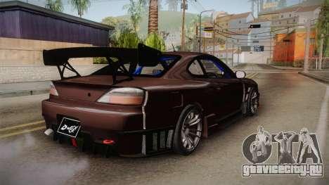 Nissan Silvia S15 D-Max Kit для GTA San Andreas