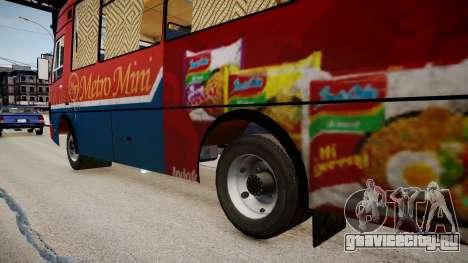 """БАЗ """"Эталон"""" Индонезия для GTA 4"""