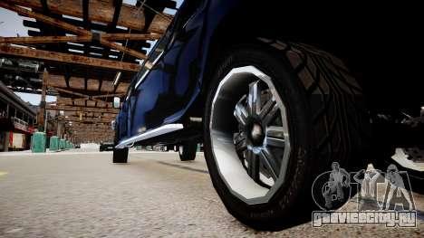 Stretch Mammoth для GTA 4