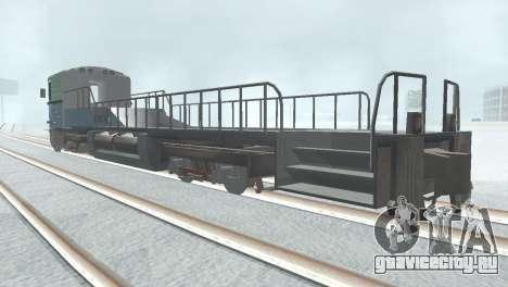 Вагон типа ЕмаЭГ 81-502 0002 для GTA San Andreas вид изнутри