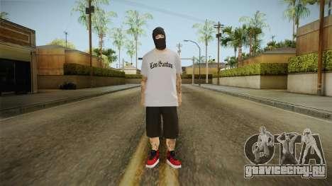 Бандит в маске для GTA San Andreas второй скриншот