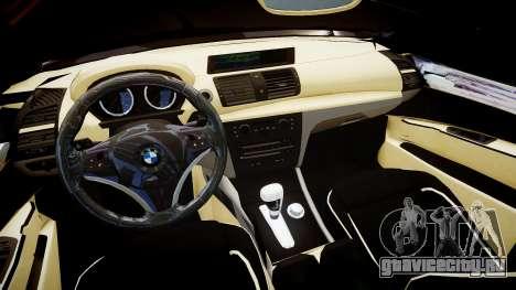 BMW X6 для GTA 4 вид изнутри
