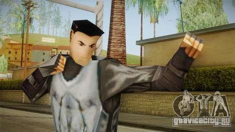 Syphon Filter Gabriel Logan v1 для GTA San Andreas