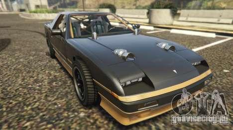 Ruiner FD Spec для GTA 5