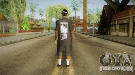 Black Fam3 для GTA San Andreas третий скриншот