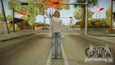 Life Is Strange - Max Caulfield Red Shirt v2 для GTA San Andreas третий скриншот