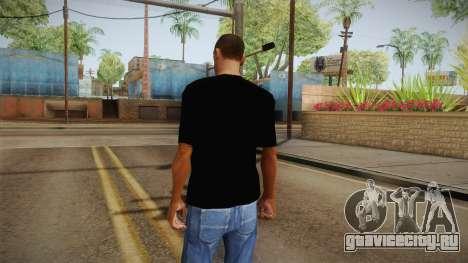 3D Space Cat T-Shirt для GTA San Andreas второй скриншот
