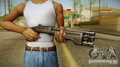 Tactical M3 для GTA San Andreas третий скриншот