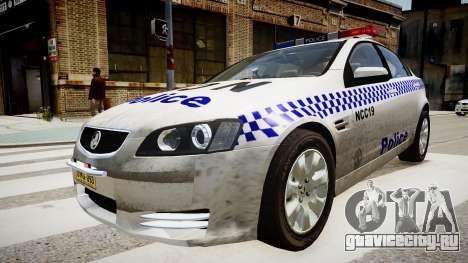 NSWPF Omega v3 для GTA 4