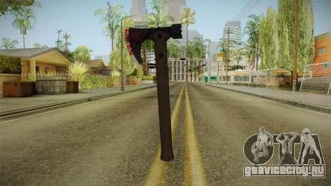 Bikers DLC Battle Axe v2 для GTA San Andreas второй скриншот