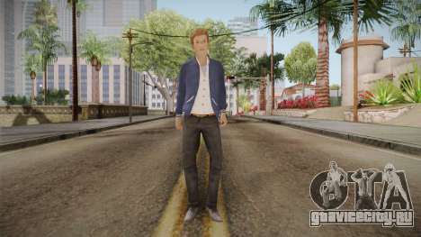 Life Is Strange - Nathan Prescott v1.4 для GTA San Andreas второй скриншот