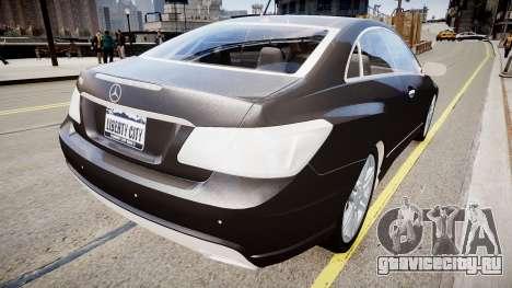 BMW 6 Series Gran Coupe 2013 для GTA 4 вид сзади слева