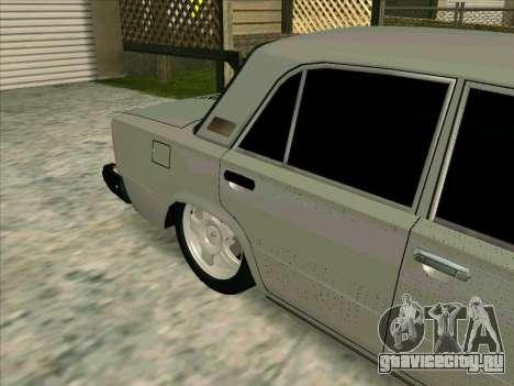 ВАЗ 21013 для GTA San Andreas вид изнутри