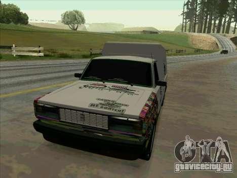 Иж-21175 для GTA San Andreas