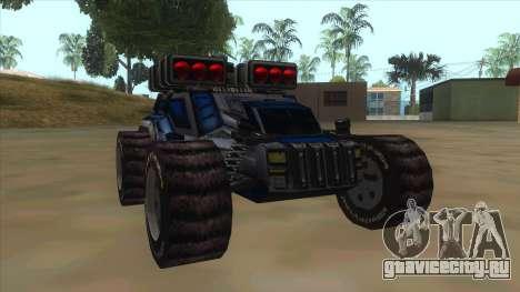 New RC Bandit для GTA San Andreas вид сзади