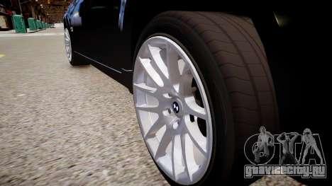 BMW 750 LI v.1.2 для GTA 4 вид сзади