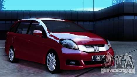 Honda Mobilio для GTA San Andreas