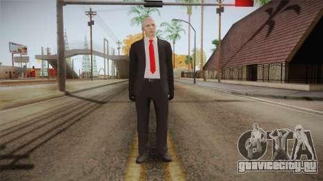 Hitman Agent 47 для GTA San Andreas второй скриншот