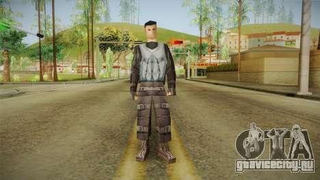 Syphon Filter Gabriel Logan v1 для GTA San Andreas второй скриншот