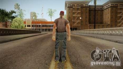 Современный житель для GTA San Andreas третий скриншот