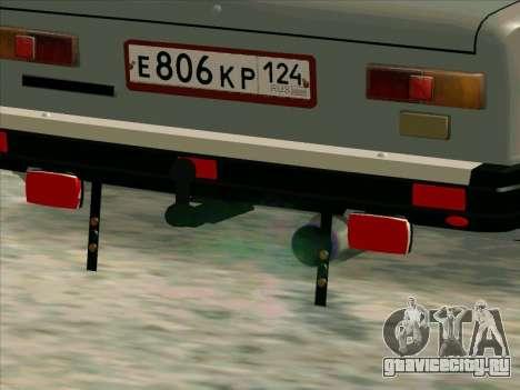 ВАЗ 21013 для GTA San Andreas вид сбоку