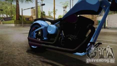 GTA 5 Western Zombie для GTA San Andreas