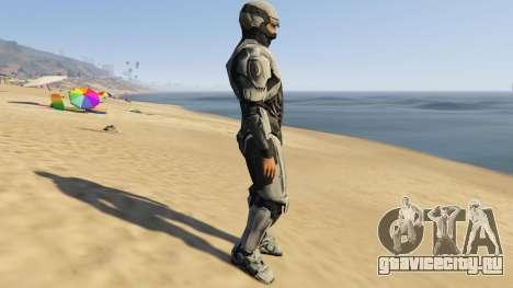 Robocop 2014 для GTA 5 второй скриншот