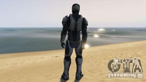 Robocop 2014 для GTA 5 третий скриншот