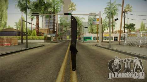 Support Knife для GTA San Andreas второй скриншот