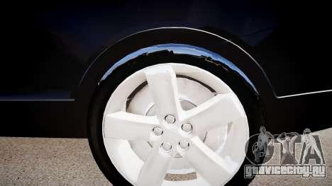 Hyundai Veracruz (ix55) 2009 для GTA 4 вид сзади