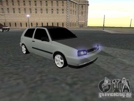 Volkswagen Golf 3 Armenian для GTA San Andreas