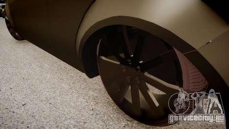 Ford Kalina для GTA 4 вид сзади