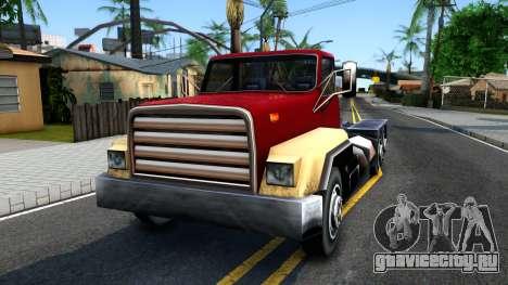 Cement Truck для GTA San Andreas