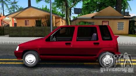 Daewoo Tico SX UZB EXCLUSIVE для GTA San Andreas