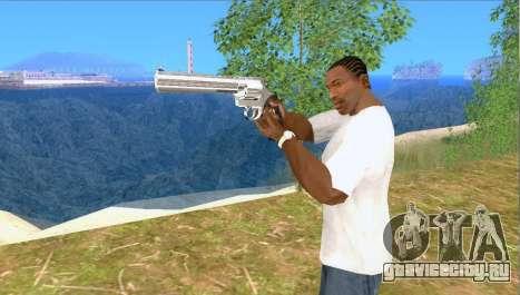 Desert Eagle Revolver для GTA San Andreas для GTA San Andreas третий скриншот