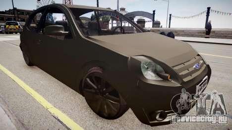 Ford Kalina для GTA 4 вид справа