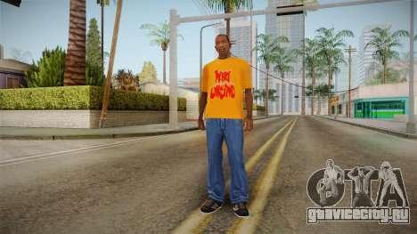 Праздничная футболка для GTA San Andreas третий скриншот