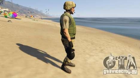 SAHP SWAT Ped Model 2.0.0 для GTA 5 второй скриншот