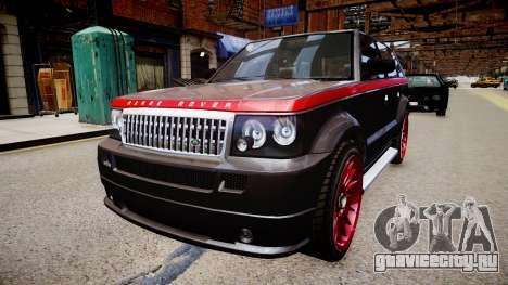 Huntley Range Rover Sport для GTA 4