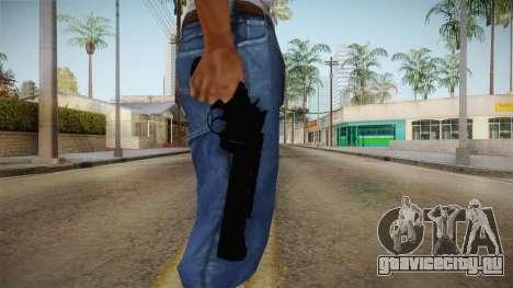 .44 Magnum Colt from CoD Ghost для GTA San Andreas третий скриншот