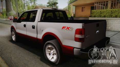 Ford F-150 King Ranch 2005 для GTA San Andreas вид слева