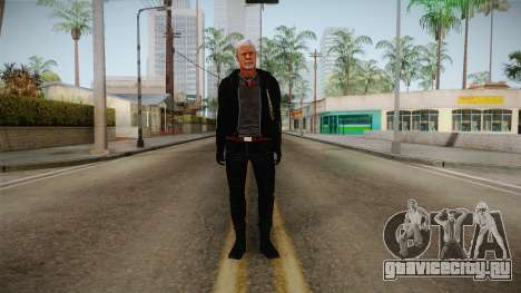Payday 2 - The Biker для GTA San Andreas второй скриншот