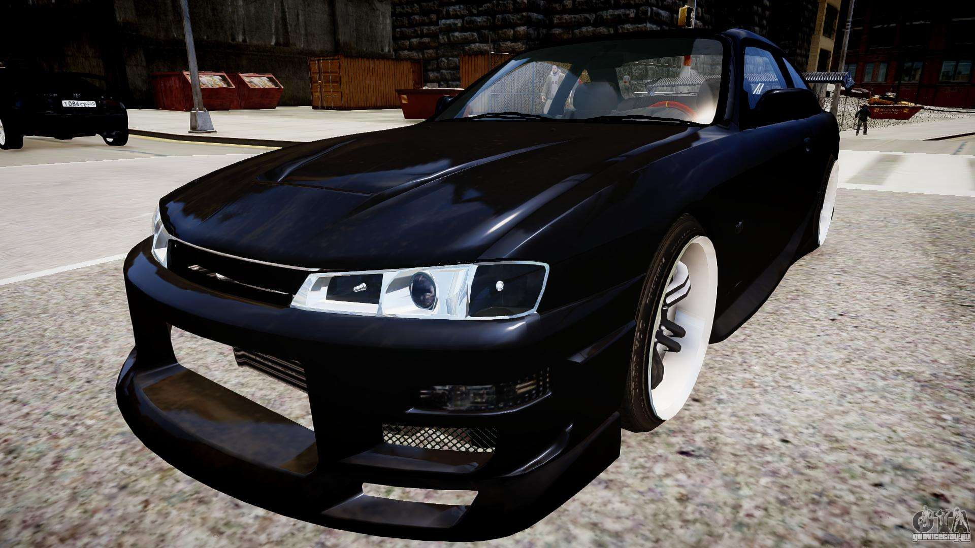 nissan 200sx tuning gta 4. Black Bedroom Furniture Sets. Home Design Ideas