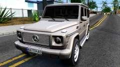 Mercedes-Benz G500 v2.0