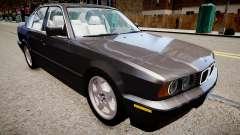 BMW 540i E34 для GTA 4