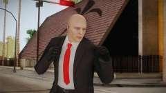 Hitman Agent 47 для GTA San Andreas