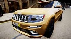 Jeep Grand Cherokee SRT8 2015