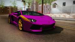 Lamborghini Aventador The Joker