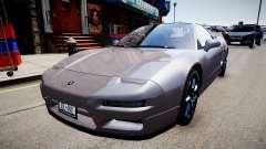 Acura NSX 1997 Retexture